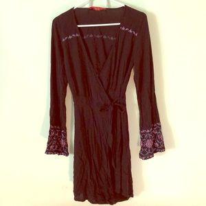 Tigerlily Wrap Dress